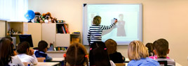 Interactive Whiteboard Lessons