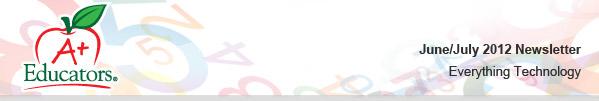 June/July 2012 Newsletter